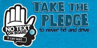 Take the pledge ICW