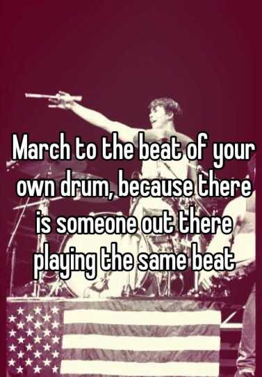 beat-of-your-own-drum