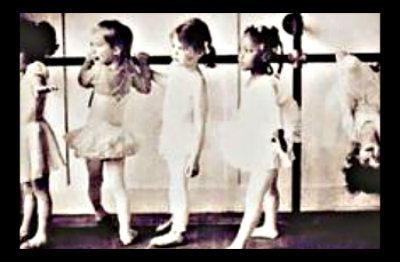 born this way ballet girl