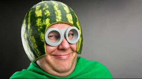 Weirdo watermelon
